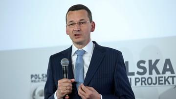 """""""Plan Morawieckiego"""" o krok bliżej. Nowela ustawy trafi do prezydenta"""