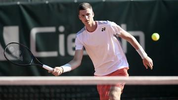 ATP w Halle: Hubert Hurkacz w półfinale debla