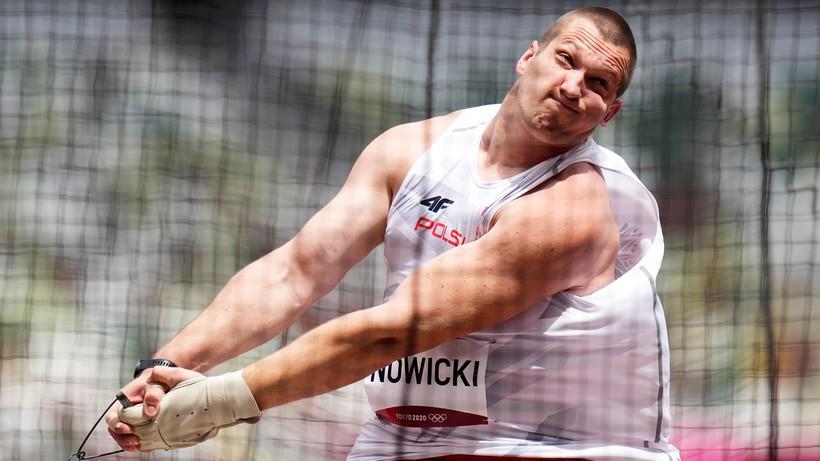 """Wojciech Nowicki: Czuję się tutaj jak na obozie w Spale, stać mnie na """"życiówkę"""""""