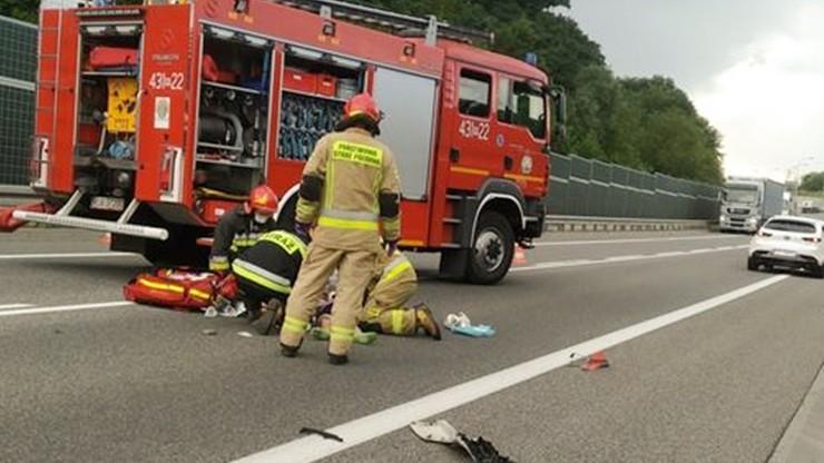 Tragiczny wypadek na obwodnicy. 11-latek wszedł wprost pod samochód