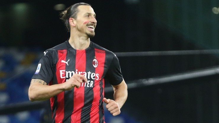Serie A: Zlatan Ibrahimović chce kontynuować karierę w Milanie
