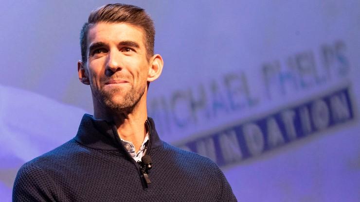 Michael Phelps ma podobiznę… w polu kukurydzy