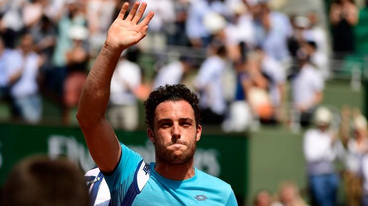 ATP w Umag: Cecchinato i Pella w finale