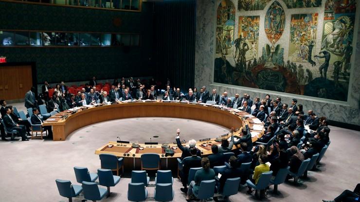 RB ONZ zaostrzyła sankcje wobec Korei Północnej