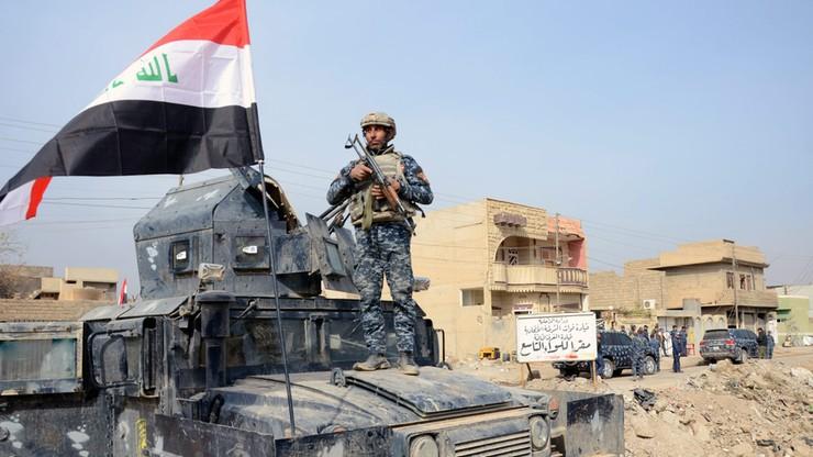 Zacięte walki w Mosulu. Dżihadyści wyparci z kolejnej dzielnicy