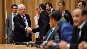 Początek rozmów pokojowych ws. Jemenu. Wojna trwa już trzy lata