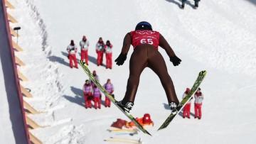 Fenomenalne skoki Polaków na skoczni w Pjongczangu