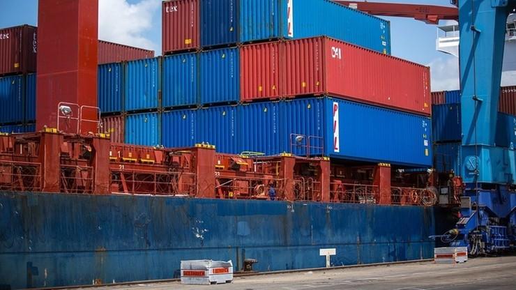Handel zagraniczny pomaga polskiej gospodarce. Dane GUS