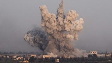 Syria: 183 osoby zginęły w atakach dżihadystów