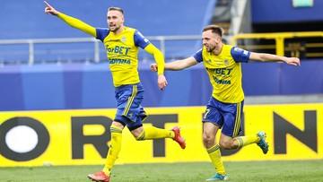Fortuna 1 Liga: GKS Bełchatów – Arka Gdynia. Transmisja TV i stream online