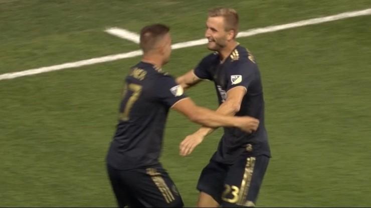 Liga Mistrzów CONCACAF: Kolejny gol Kacpera Przybyłki