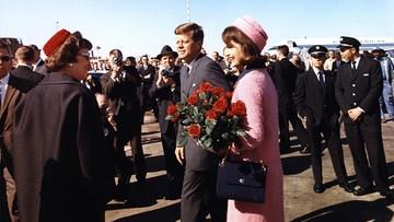 """""""Dziwny telefon"""" ożywił spiskowe teorie zamachu na Kennedy'ego"""