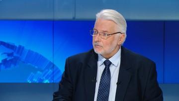 """Witold Waszczykowski w """"Gościu Wydarzeń"""". Oglądaj od 19:25"""
