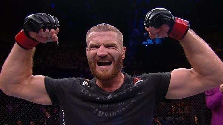 UFC 253: Kiedy walka Jana Błachowicza?