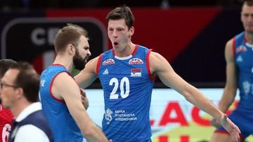 Liga Narodów siatkarzy 2021: Serbia – Bułgaria. Relacja i wynik na żywo