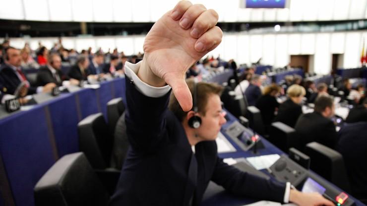 Na najbliższej sesji PE nie będzie debaty o Polsce
