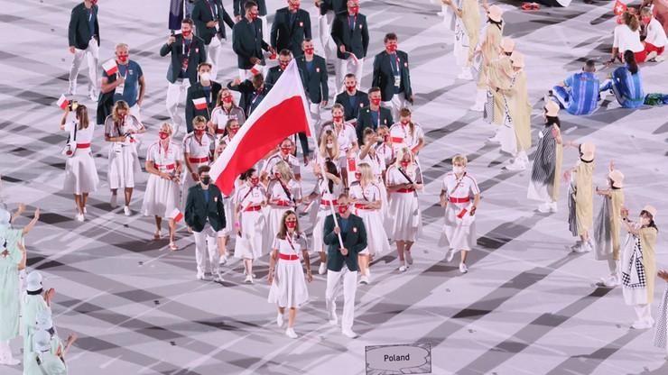 Tokio: pożar silnika autobusu przewożącego polskich olimpijczyków