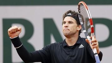 """ATP Finals: Thiem pokonał Djokovica. """"To, co zrobił było nierealne"""""""