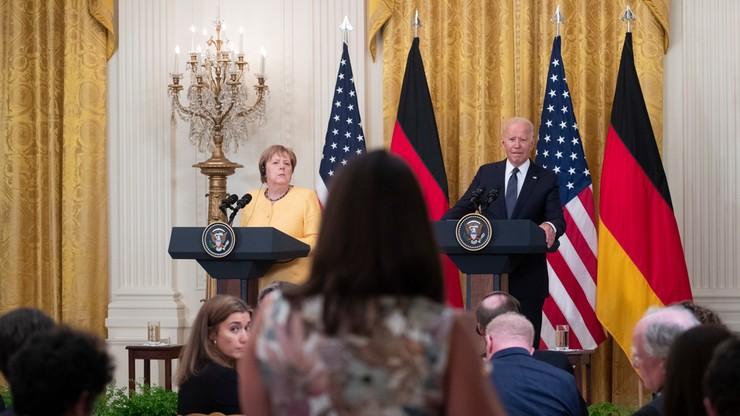 Porozumienie ws. Nord Stream 2. Ukraina: nie uważamy tej historii za czarno-białą