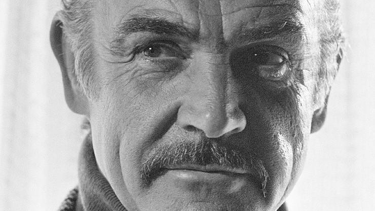 Sean Connery nie żyje. Miał 90 lat