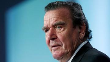Gerhard Schroeder został szefem rady dyrektorów Rosnieftu