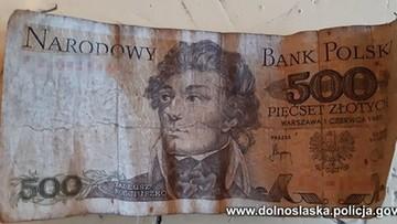 Próbował zapłacić banknotem sprzed 39 lat. Grozi mu 10 lat więzienia