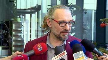 Kijowski o fakturach: to było niezręczne, nie należało łączyć funkcji lidera i wykonawcy usług