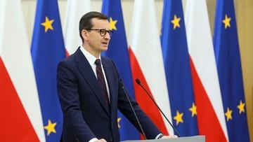 Morawiecki do przywódców UE: chcę wywołać Wasz niepokój