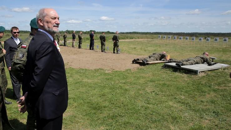 Szef MON: pamięć o gen. Kwiatkowskim jest częścią polskiej historii