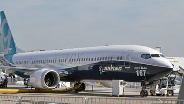 """Boeingi 737 MAX znowu uziemione. Koncern poinformował o """"potencjalnych problemach"""""""