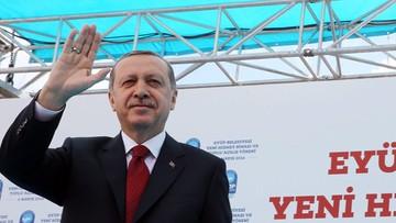 Erdogan do Unii: my pójdziemy swoją drogą, a wy swoją