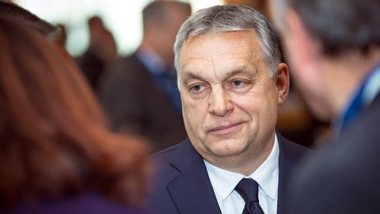 """""""Zrobimy z UE Związek Sowiecki"""". Orban krytykuje powiązanie budżetu z praworządnością"""