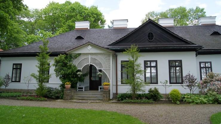 Dwór i ogród Pendereckich w Lusławicach trafią pod opiekę państwa