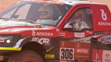 Samochód Martina Prokopa: Dane techniczne