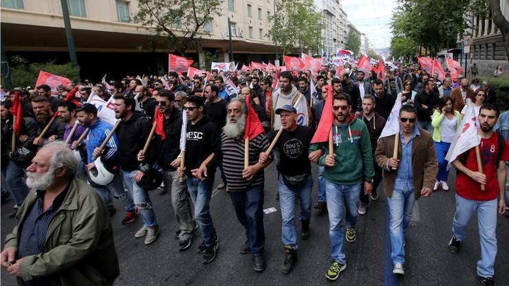 Grecja stoi. Drugi dzień strajku generalnego przeciw rządowi