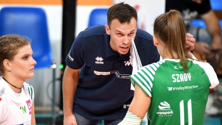Tauron Liga siatkarek: Koronawirus w drużynie #VolleyWrocław