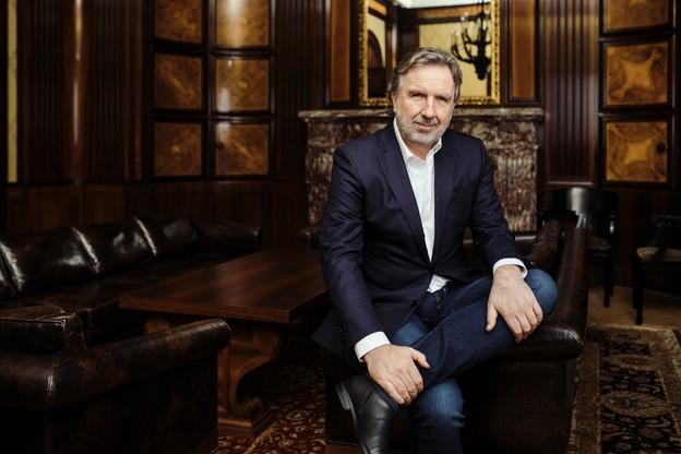 Michał Sołowow jest właścicielem największej prywatnej grupy przemysłowej w Europie Środkowo-Wschodniej