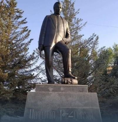Pomnik Ormianina Soghomona Teyliryana,