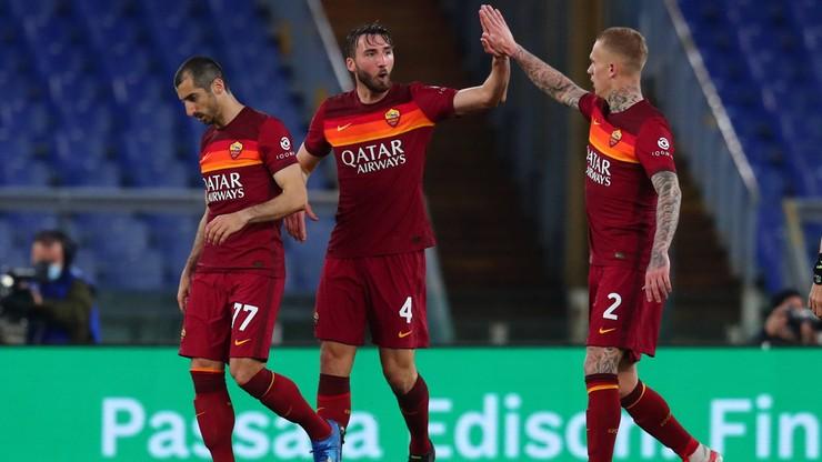 Liga Europy: Manchester United - AS Roma. Relacja i wynik na żywo