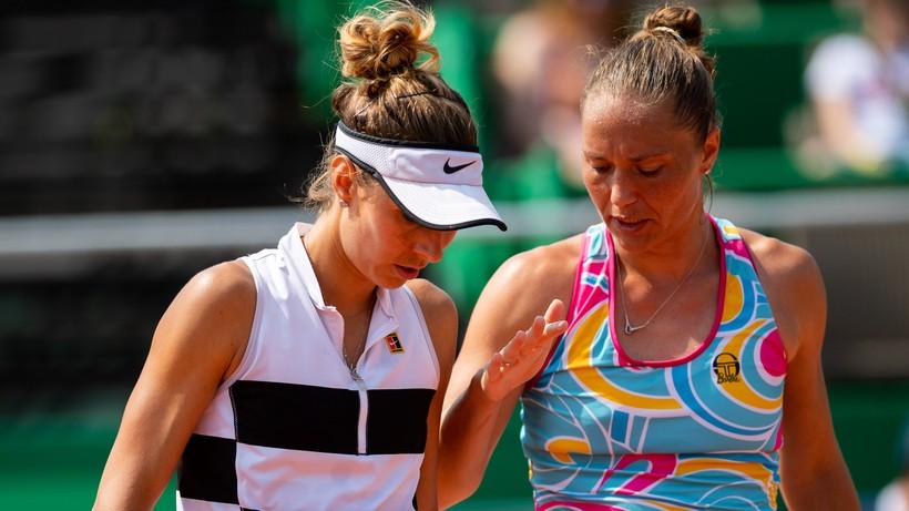 WTA w Gdyni: Porażka Katarzyny Piter i Kateryny Bondarienko w finale debla