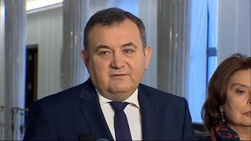 """""""Prezent dla drugiej osoby w PiS - Brudzińskiego"""". Gawłowski o przeszukaniu jego mieszkania"""