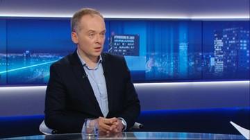 Dr Szułdrzyński: szczepienie trzecią dawką osób szczególnie zagrożonych jest kwestią czasu