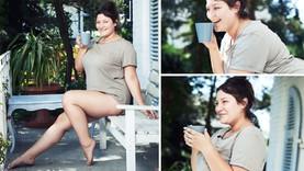 #Supermodelka Plus Size - sesja piżamowa