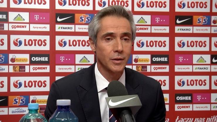 Paulo Sousa ogłosił powołania na zgrupowanie reprezentacji Polski