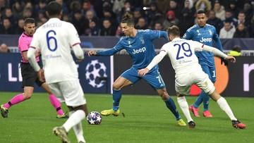 Liga Mistrzów: Juventus - Olympique Lyon. Gdzie obejrzeć transmisję?