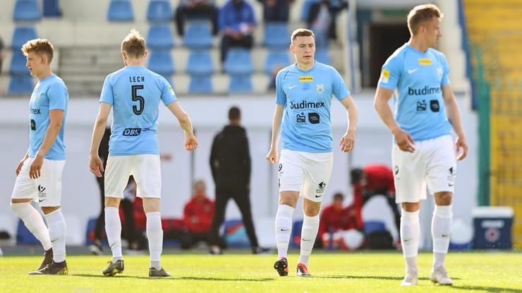 Fortuna 1 Liga: Stomil wygrał z GKS Tychy i uciekł strefie spadkowej
