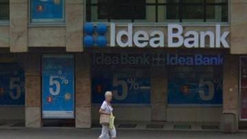 """Idea Bank wpisana na listę ostrzeń publicznych. """"Podejrzenie naruszenia poza działalnością bankową"""""""