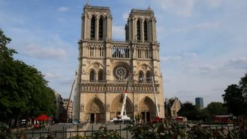 "Katedra Notre Dame ""prawie ocalona"""