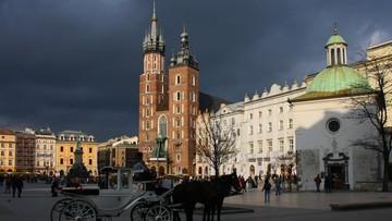Kraków najpopularniejszym miejscem dla Brytyjczyków na krótki wyjazd