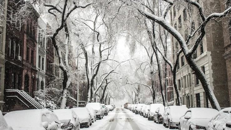 Deszcz i śnieg w całym kraju. Prognoza pogody
